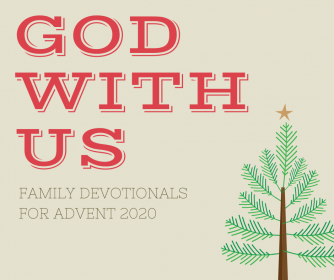 God With Us - Family Advent