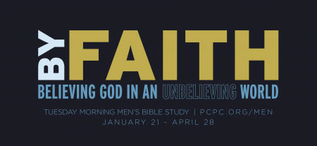 Men's Tuesday Morning Bible Study