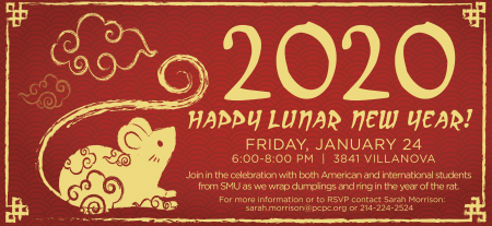 International Student Lunar New Year Party