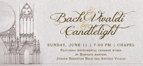 Bach & Vivaldi by Candlelight