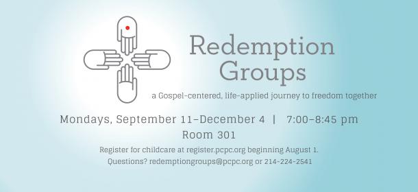 Redemption Groups