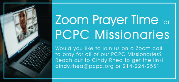 Zoom Prayer Time