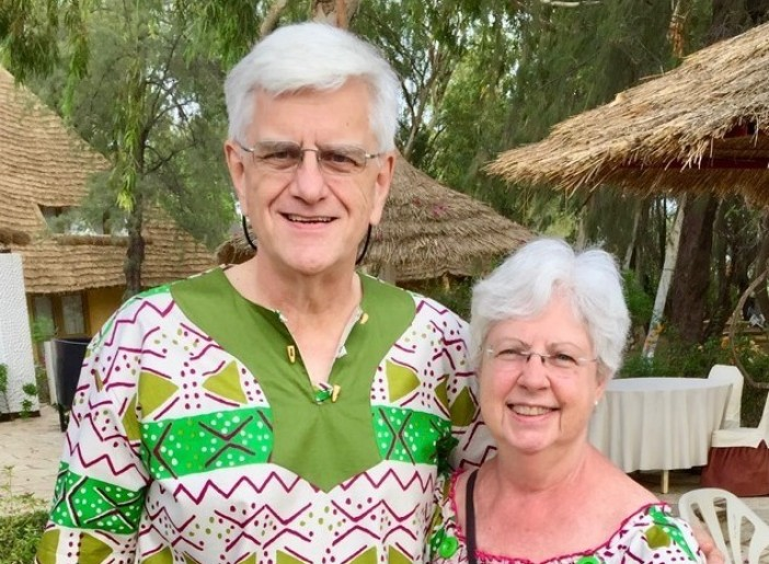 Dick and Sue Senzig