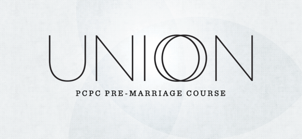Union: Pre-Marriage Class