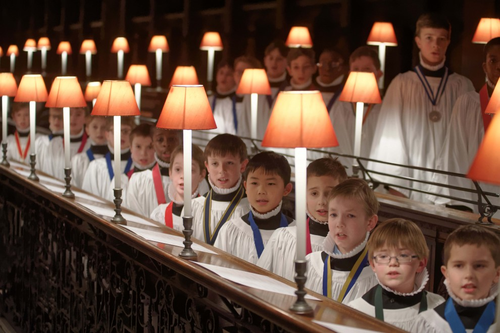 St. Paul's Cathedral Choristers