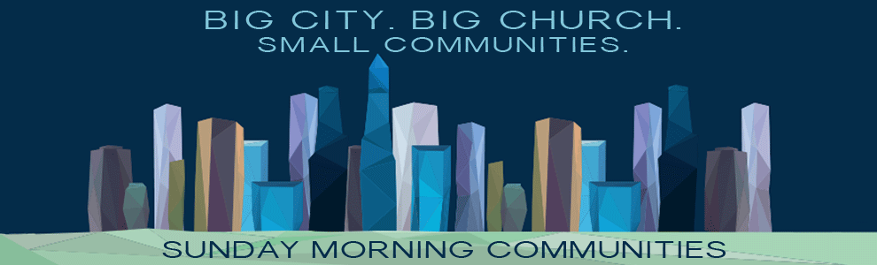 Sunday Morning Community Refresh