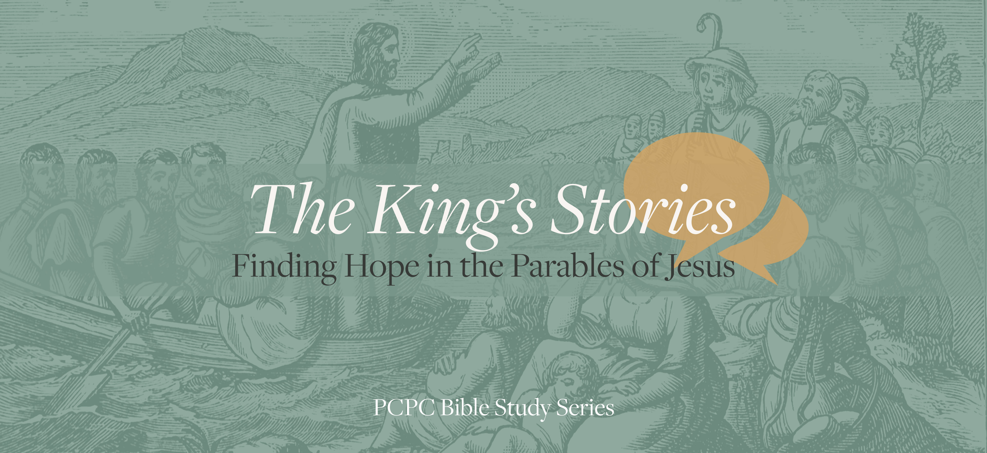 The King's Stories: Finding Hope in the Parables of Jesus