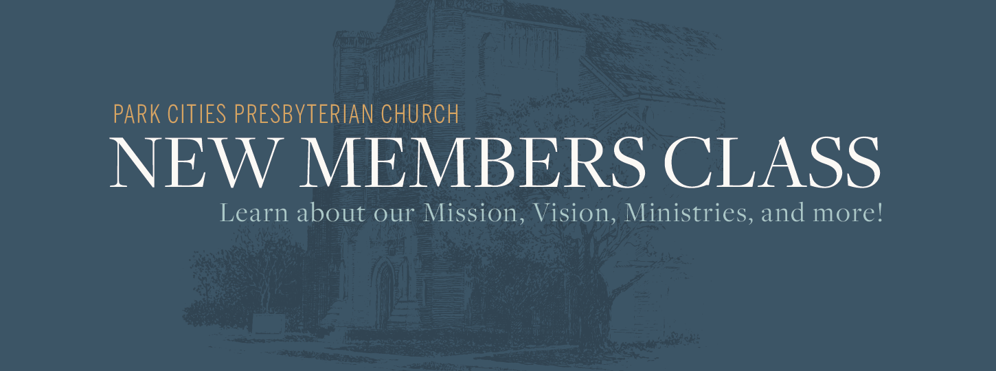 New Members Ministry Title