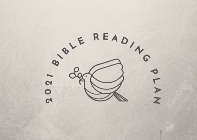 2021 - 5 Day Bible Reading Program