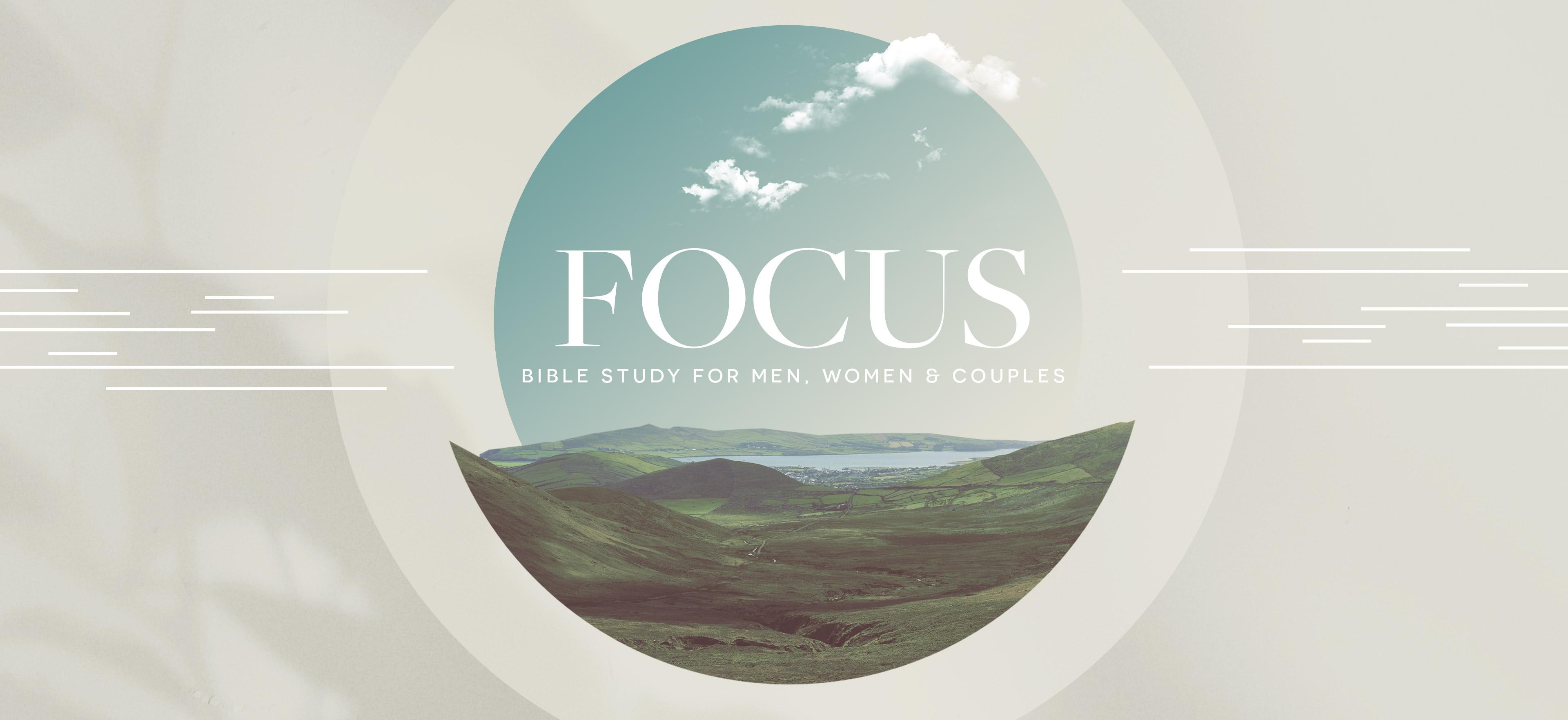 Focus Bible Study